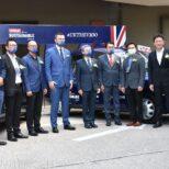 สถานทูตอังกฤษประจำประเทศไทย จัดเวทีสัมมนา EV 100 Roadshow แสดงเทคโนโลยียานยนต์ไฟฟ้าอังกฤษ พร้อมจัดประชุมเชิงปฏิบัติการ UK-Thailand Smart City เมืองอัจฉริยะสู่เวที COP ครั้งที่ 26